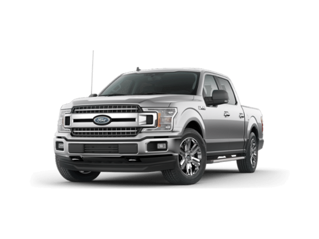 2019 Ford F-150 XLT 4WD Supercrew 5.5 BO 4x4 XLT  SuperCrew 5.5 ft. SB